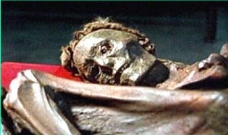 Mumia z Taklamakan