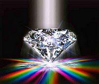 rozw�j duchowy, diament