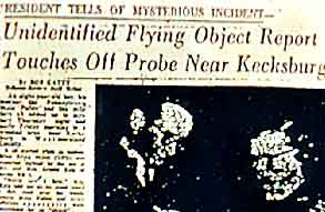 Kecksburg UFO Incident