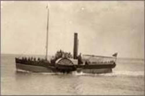 SS Iron Mountain