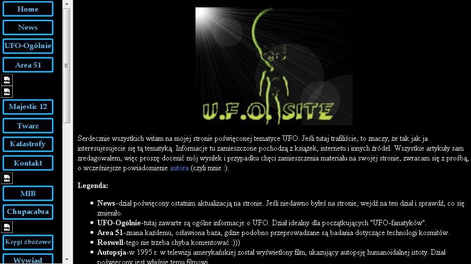 ufo site
